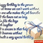 Birthday Special Poem