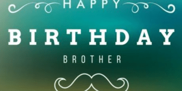 Brother's Happy Birthday Wishes