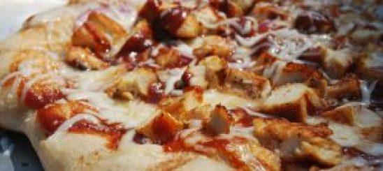 BBQ Chicken Pizza I
