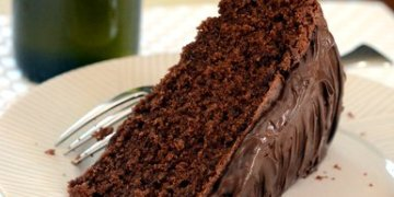 Chocolate Oil Cake