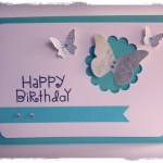 Handmade Happy Birthday Card Ideas