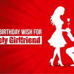 Girlfriend Birthday Wishes