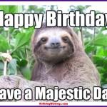 FunnyHappy Birthday Memes