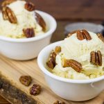 Butter Pecan Ice Cream