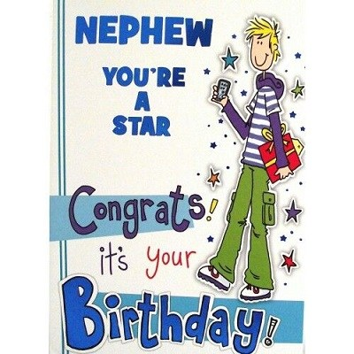 Birthday Wishes Messages For Nephew Nephew Birthday Quotes