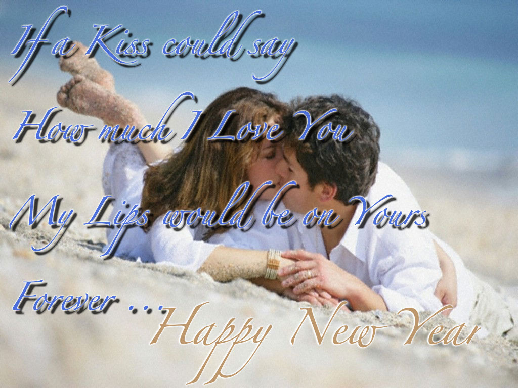 Happy New Year Romantic Messages   Quotes   New Year Text Message Happy New Year Romantic Messages