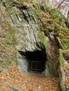 Baybachklamm Traumschleife, fledermaushöhle, Wanderung 1.11.15, B+M 2015-11-01 039
