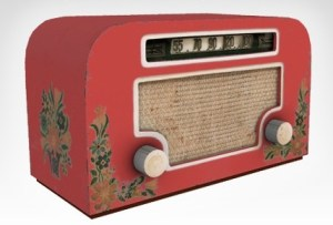Vintage_Radio_Tuner_Poster