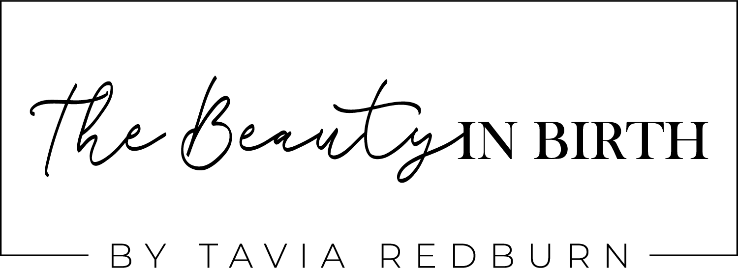 The Beauty In Birth Logo