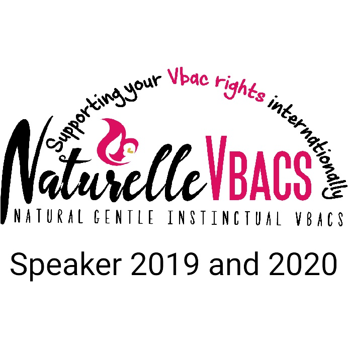 Naturelle VBAC Summit Logo