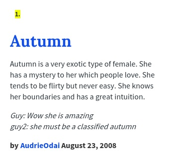 source : www.urbandictionary.com