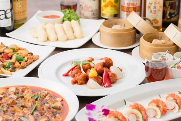 美龍庭宴会料理写真