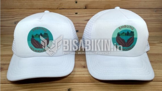 Topi Trucker Custom Murah