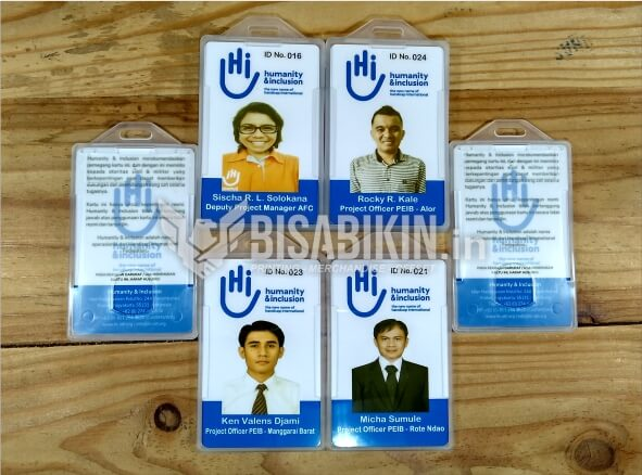 supplier id card