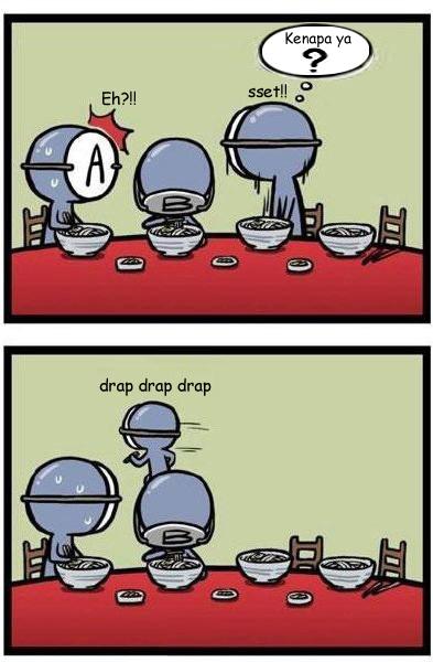 komik golongan darah 11