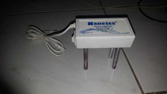 water electrolyzer