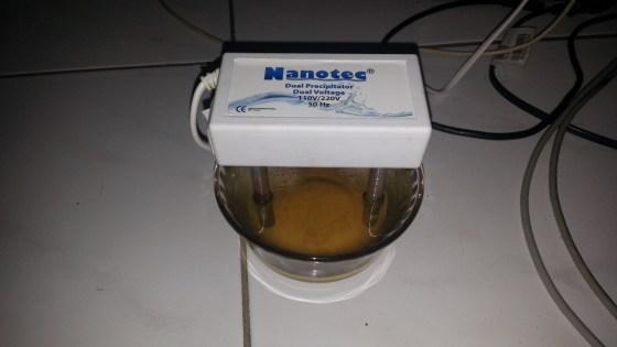 elektrolisis air