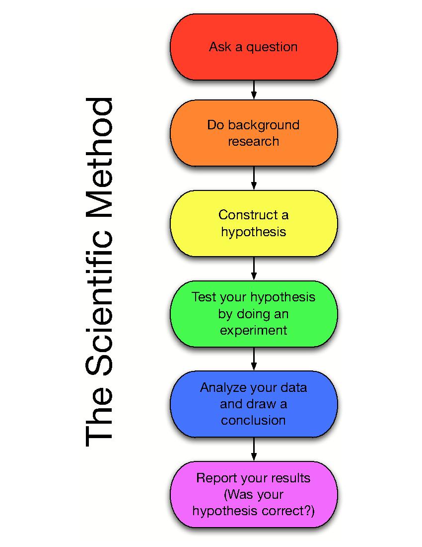 Urutan Metode Ilmiah : urutan, metode, ilmiah, Langkah, Metode, Ilmiah, Bisakimia