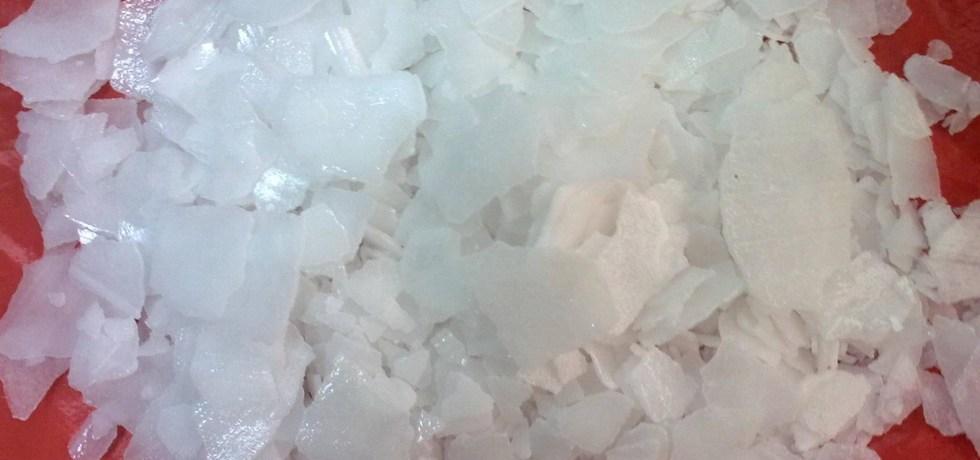 Jual NaOH (Natrium Hidroksida) atau Sodium Hydroxide kiloan