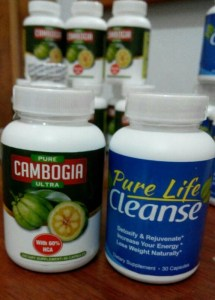 Jual Pure Cambogia Ultra & Pure Life Cleanse Original USA dan Murah