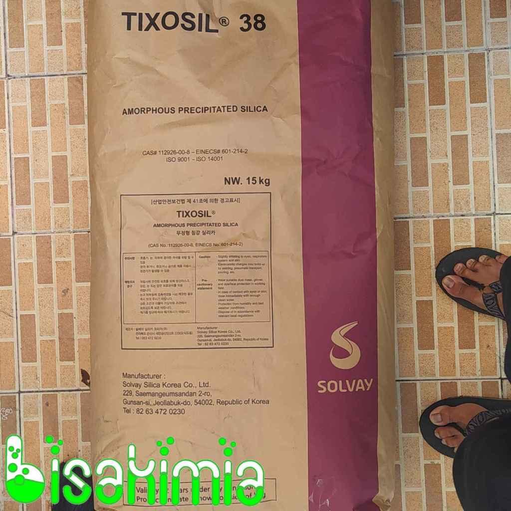Jual Silicon Dioxide (SiO2) food grade