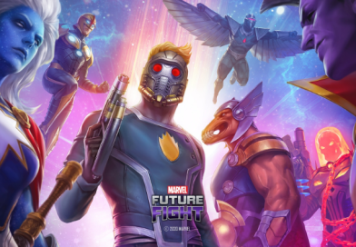 Galaxy Guard Will Join MARVEL Fighting in the Future