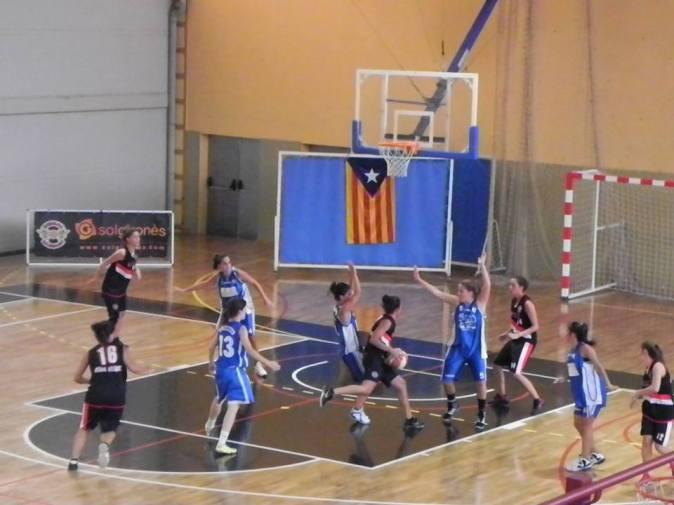 basquet partit actual