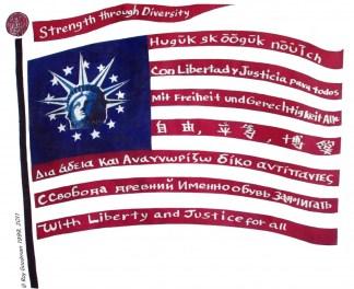 Roy Goodman's Flag