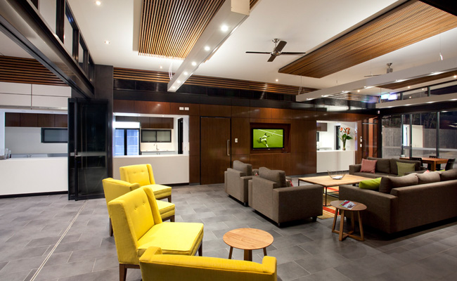 Elysium Recreational Club by Biscoe Wilson Architects