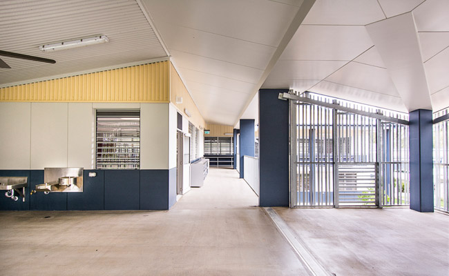 Morayfield State High School Flying Start Project by Biscoe Wilson Architects