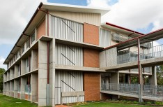 Kingaroy State High School Flying Start Project by Biscoe Wilson Architects