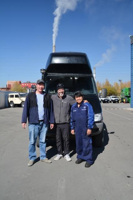 Mercedes Benz Team