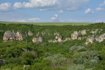Rusenski Lom Nature Park