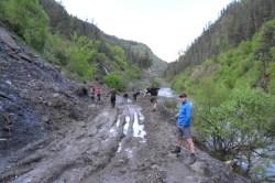 Road to Tusheti