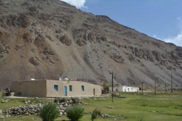 Pamir highway: M41/La route de Pamir: M41