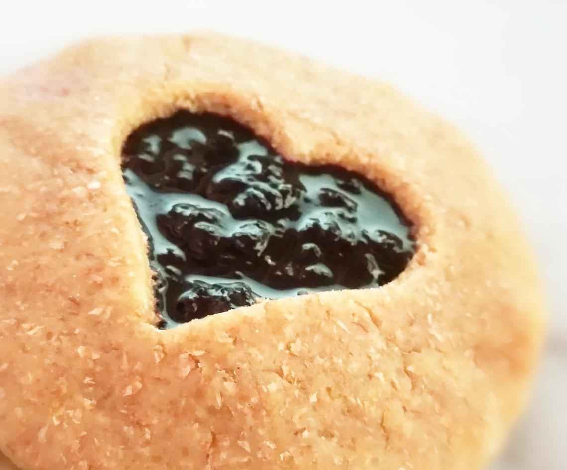 biscotti col cuore