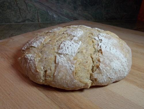 la ricetta del mio pane