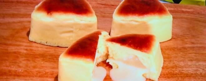 テラ・セゾン「チーズフォンデュケーキ」