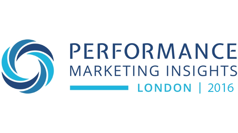 Logo for the Performance Marketing Insights, one of the upcoming London marketing events in 2016