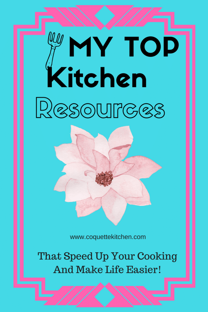Check out these kitchen resources that help me save time and energy! www.biscuitsandbooze.com