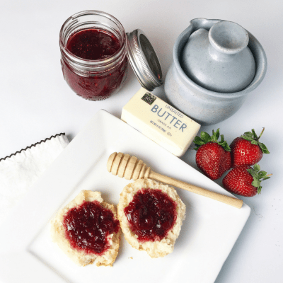 Strawberry Lime Jam Recipe