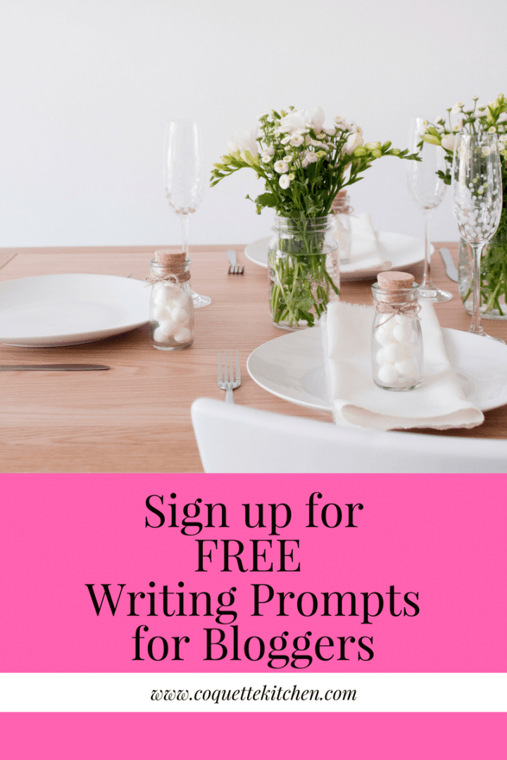 UTTERLY Transformative Writing Prompts for Bloggers! These super helpful prompts, tips, and tricks help me so much with my blog writing! www.biscuitsandbooze.com