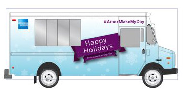 AMX Holiday Truck