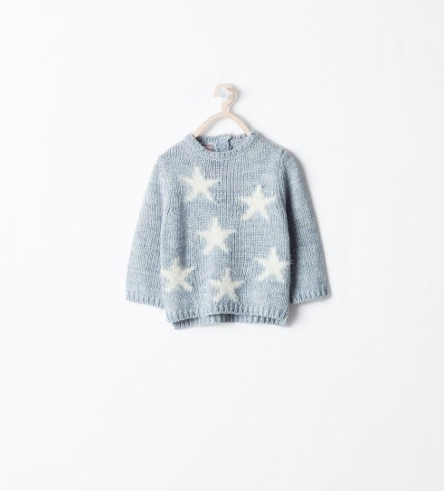 star sweater zara