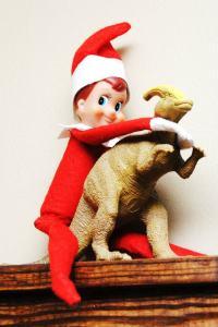 2 - Dinosaur ride