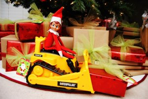 25 - Bulldozing presents