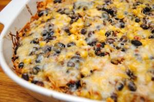 9 Mexican lasagna