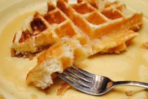 Crispy Belgium Waffles2