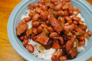 Slow Cooker Red Beans and Rice2