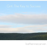 The Key to Success: Grit